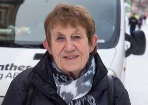 Anita Sellén, 75 år, pensionär, Sundsvall