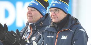 Östersunds FK:s vd följer världscupen i Östersund på nära håll.