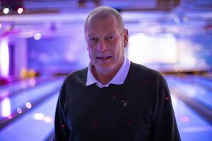 Göran Grape har fina meriter med sig från sin tävlingskarriär och har de senaste 38 åren drivit Östersunds bowlinghall.