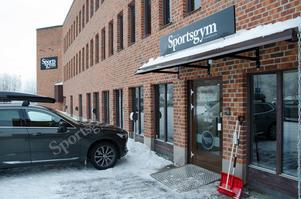 Det är i den gamla landstingsborgen på Frösön som Sportsgym har öppnat sin nionde anläggning i Östersund.
