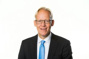 Johan Söderström VD för ABB i Sverige efterlyser tydliga spelregler för arbetskraftsinvandrare. Pressbild ABB