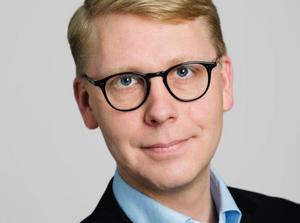 Kristoffer Tamsons (M) är trafiklandstingsråd i Stockholm.