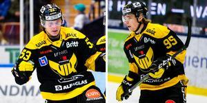 Anthon Eriksson tar plats i tredjekedjan istället för Gustav Lindberg mot Södertälje på onsdag.