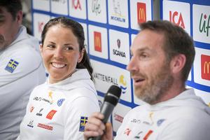 Foto: TTCharlotte Kalla återvänder till landslaget med tränaren Magnus Ingesson som blir damtränare för landslaget