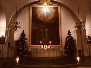 Gustafs kyrka. Foto: Minna Heimo