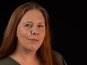 Martina Montelius. Foto: Niklas Hellgren