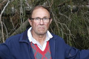 – Man måste göra skillnad på enskilda vindfällen och naturkatastrofer, säger Bertram Schmiterlöw.