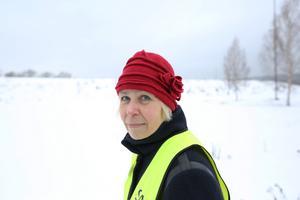 Anna Östlund, kommunikationsansvarig på SSAB i Borlänge.