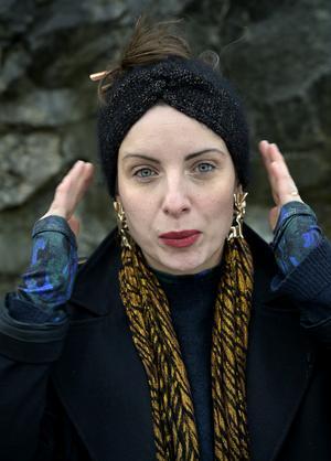 Nina Wähäs nya roman är hennes första på nio år. Under lång tid lät hon aktivt bli att skriva, men uttrycksbehovet kom tillbaka. Foto: Janerik Henriksson/TT