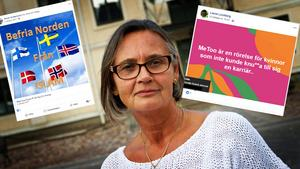 Gunilla Brandt Johnsson är gruppledare för SD i Hedemora. Hon vill inte kommentera internutredningen i nuläget.