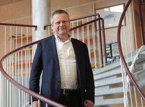 Gunnar Jönsson säger att företaget ligger nära rekordnivåer.