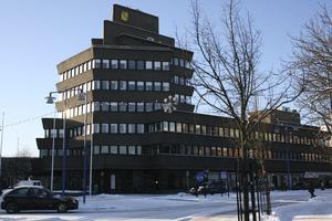 Vetlanda kommunhus anses vara en bidragande anledning till utnämningen som Sveriges 20:e fulaste stad.