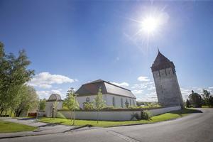 Brunflo kyrka.