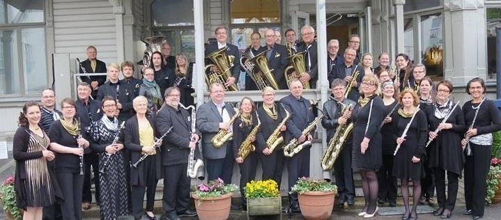 Svensk finsk konsert