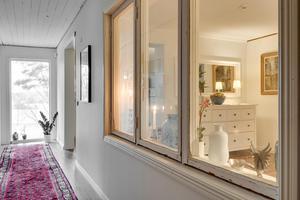 Huset som är mest klickat har byggts till. Foto: Svensk fastighetsförmedling.