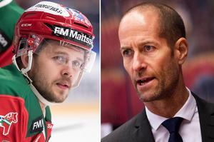 Är Jacob Nilsson förlorad för Mora? Det tror inte Anders Forsberg. Foto: Bildbyrån.