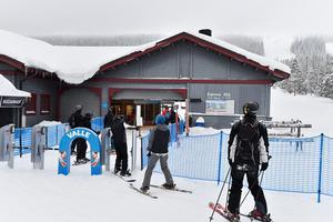 303:an längst i söder av Skistars skidområde växer och alltfler hittar till områdets bästa skidbackar.
