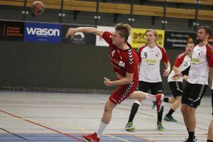 Sala HF:s Rasmus Svensson gjorde fem mål.
