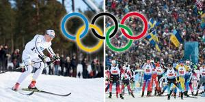 Fullmäktige i Falun har nu ställt sig positiv till en  avsiktsförklaring till OS. Beslutet innebär inga förpliktelser om ansvar. Foto: TT