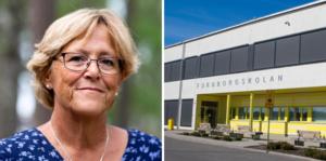 Kommunen måste på allvar börja planera för en ny högstadieskola, tycker Märtha Dahlberg. En idé är att bygga till Furuborgskolan.