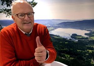 Sten-Ove Danielsson  är lycklig över att fått klartecken till att Elias Pettersson kommer till Ånge.