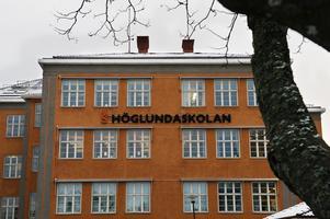 Höglundaskolan har 29 procent invandrare och 46 procent elever med lågutbildade föräldrar.