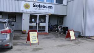 På Solrosen pågår nu ingen daglig verksamhet.