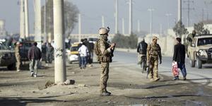 Kanske väntar du på att talibanerna ska hitta ditt gömställe i Kabul?