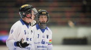 Oscar Rönnqvist och Victor Lundberg.