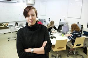 Efter fyra år som gymnasielärare vill Sofia Hård vidare och en karriär som skolledare är inte omöjlig. Men först ska hon fylla 30.