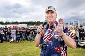 Kjell Gustavsson på Power Big Meet förra året.