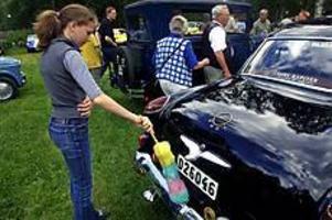 Foto: NICK BLACKMONPubliken avgör. Det gäller att hålla bilen fläckfri då det är publiken som röstar fram årets vinnare.