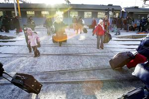 Om fler kan boka nattåget kanske fler väljer att åka nattåget resonerar en grupp i Jämtland som nu lanserar ett vip-nummer för bokning på telefon.
