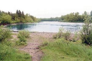 Vattendrag har i allmänhet uråldriga namn. De namngavs tidigt eftersom de var viktiga för de första inbyggarna.
