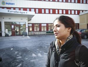Parvaneh Hosseini är styvdotter till Ghader Ghalamere.