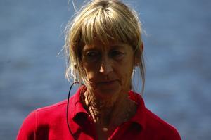 Skador. – Ja, vad ska man göra. Det är tråkigt när man blir utsatt för skadegörelse, säger Ann-Marie Stålberg, innehavare av Säters Camping.
