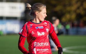 Avestabördiga Lina Hurtig.