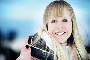 Pernilla Lindberg var i praktform, men blev snöpligt stoppad av en storm i Alabama.