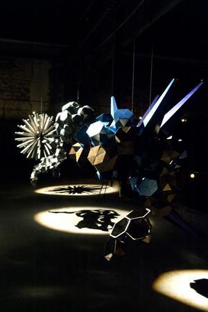 Avestafödde konstnären Pontus Ersbacken deltar med åtta nya verk i årets Avesta art.