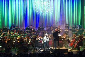 pop och klassiskt. September och Gävle Symfoniorkester fick konserthuset att gunga.