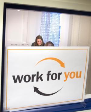 Work For You är en av flera aktörer som konkurrerar om uppdragen när Arbetsförmedlingens tjänster läggs ut på privata händer.