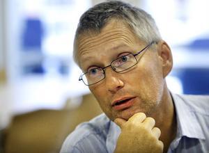 Rektor Bengt Viksten är glad över den nya kvalitetsstämpeln som Teknikprogrammet har fått.