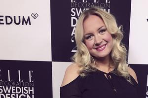 Mirelle Stoor– vinnande bloggare från Strömsholm.