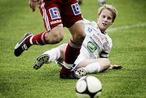 SFF:s lagkapten Robin Olofsson missar stora delar av vårsäsongen.