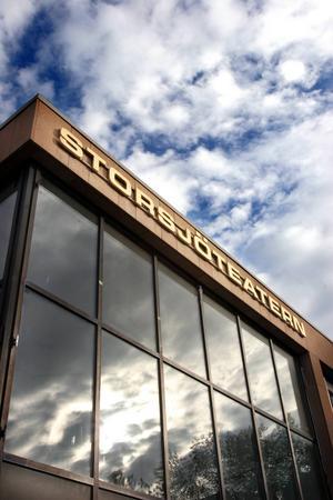 Storsjöteatern hade varit den naturliga platsen för ett utbyggt kulturhus...