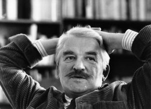Hans Alfredson, skådespelare, regissör och författare.