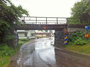 Det råder delade meningar om viadukten i Delsbo.
