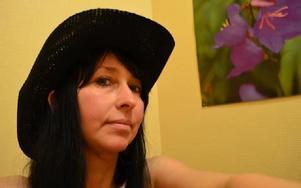 Kikki Månsson, Borlänge– Jag ska åka på Rockklassiker-kryssningen och se Saxon. Jag hoppas få träffa Biff Byford, det var ju 13 år sen man fick en kram av denna rockgud. Drömma får man ju alla fall! Foto: