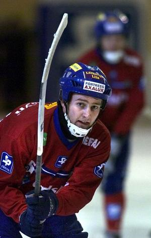 Jocke Hedqvist.