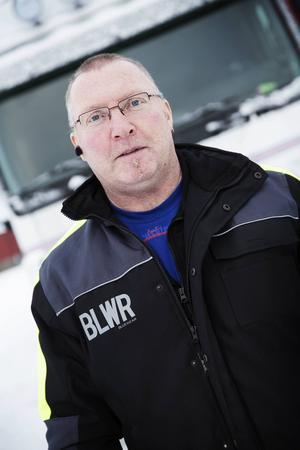 Per-Arne Berglin är ordförande för Motormännen Östersund.